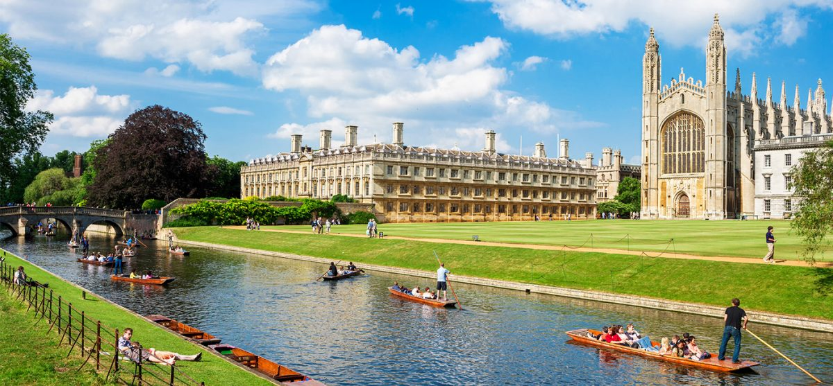 Cambridge cover image